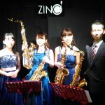 Saxophone&Piano Srping Live