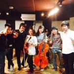 YELL(熊本地震チャリティーコンサート)2ndレコーディング