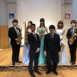 Saxophone Quintet Spring Concert 2018