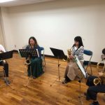 第5回横浜サクソフォンアンサンブル演奏会(2) はじめてカルテット