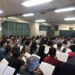 第5回横浜サクソフォンアンサンブル演奏会(3) 11月23日練習
