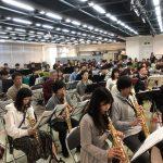 第5回横浜サクソフォンアンサンブル演奏会(6) 1月5日練習